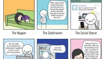 field guide to procrastinators