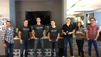 Livefyre acquires Storify team photo