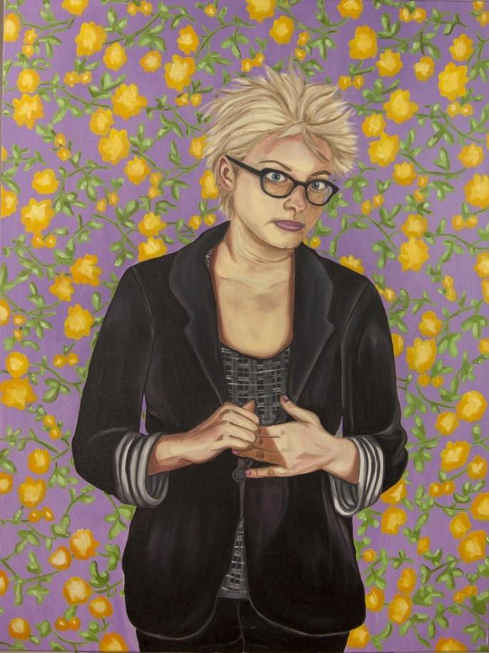 Self portrait as Mark Ryden