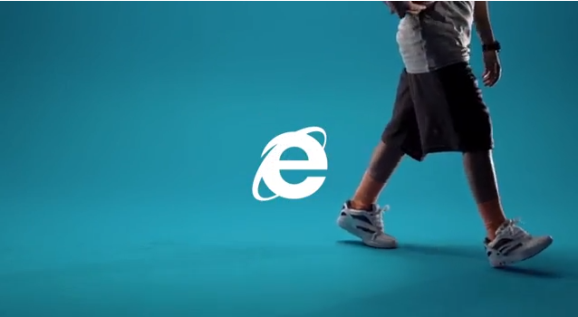 Child of the 90s - Internet Explorer