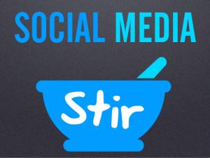 Social Media Stir Launch