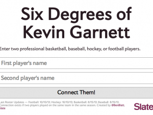 six degrees of kevin garnett