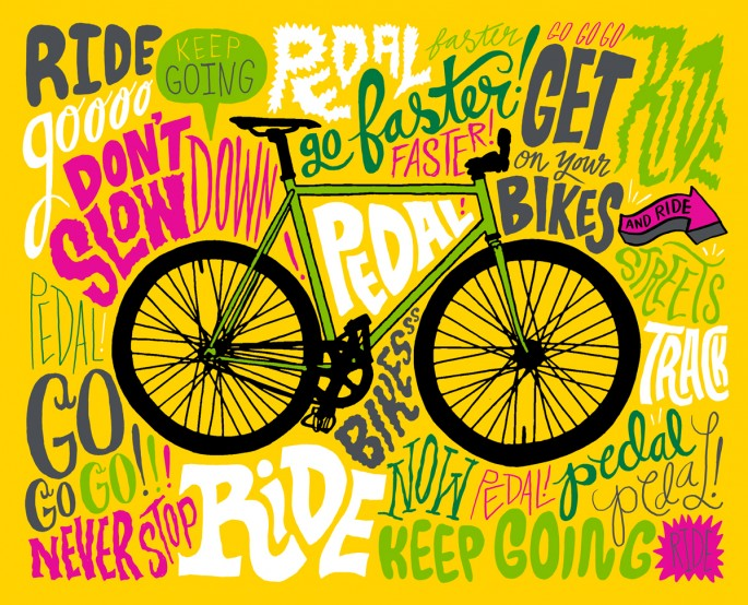 ride your bikes