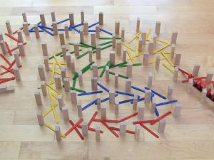 Domino Tricks! 3
