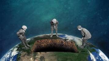 Earths deep secrets
