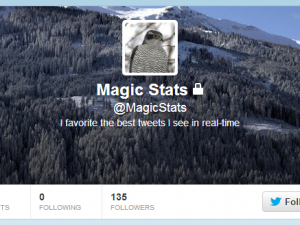 Magic Stats (MagicStats) on Twitter