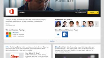 Microsoft_Office Showcase Page - LinkedIn