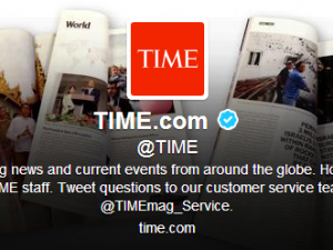 Time on Twitter
