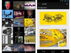 behance android app