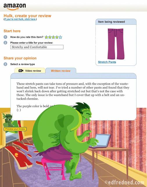 hulk Amazon