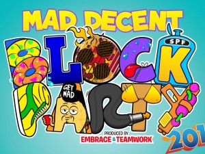mad decent block party 2013 logo