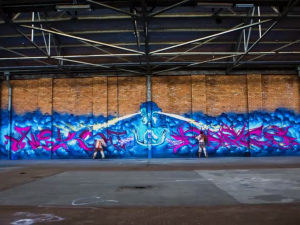 sofles limitless graffiti timelapse video screencap