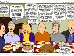 tech thanksgiving