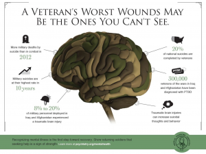 veterans wounds