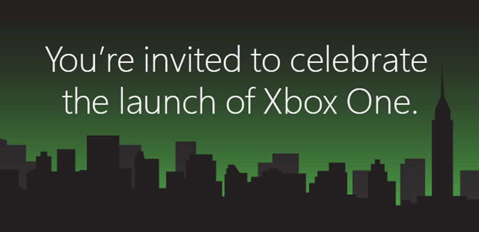 xbox launch party