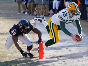 Aaron Rodgers take on the Bears