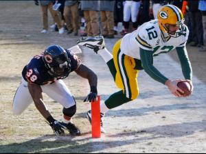 Aaron Rodgers take on the Bears