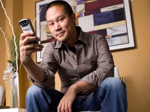 Zappos CEO Ton Hsieh