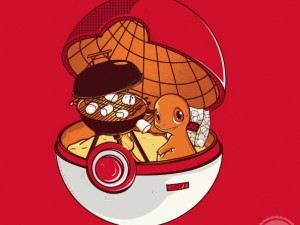 Bruno Claska Pokehouse series - Charmander