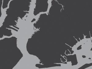 Coney island subway trip gif map
