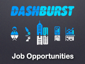 DashBurst job opportunities 2014
