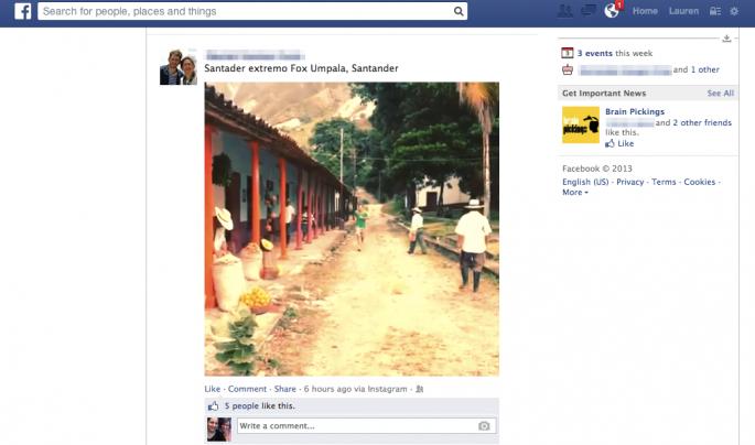 Facebook tests auto-play Instagram videos in desktop News Feed
