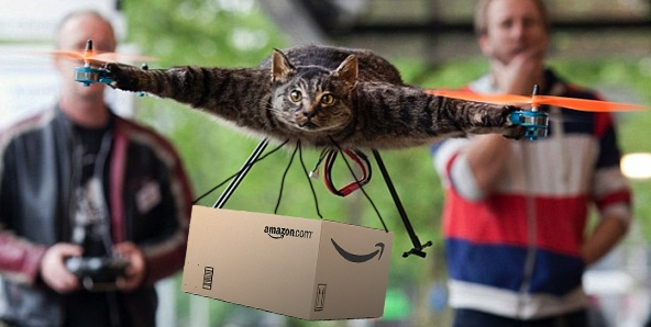 The 10 Best Amazon Delivery Drone Parodies