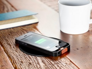 Duracell Powermat wireless phone charger