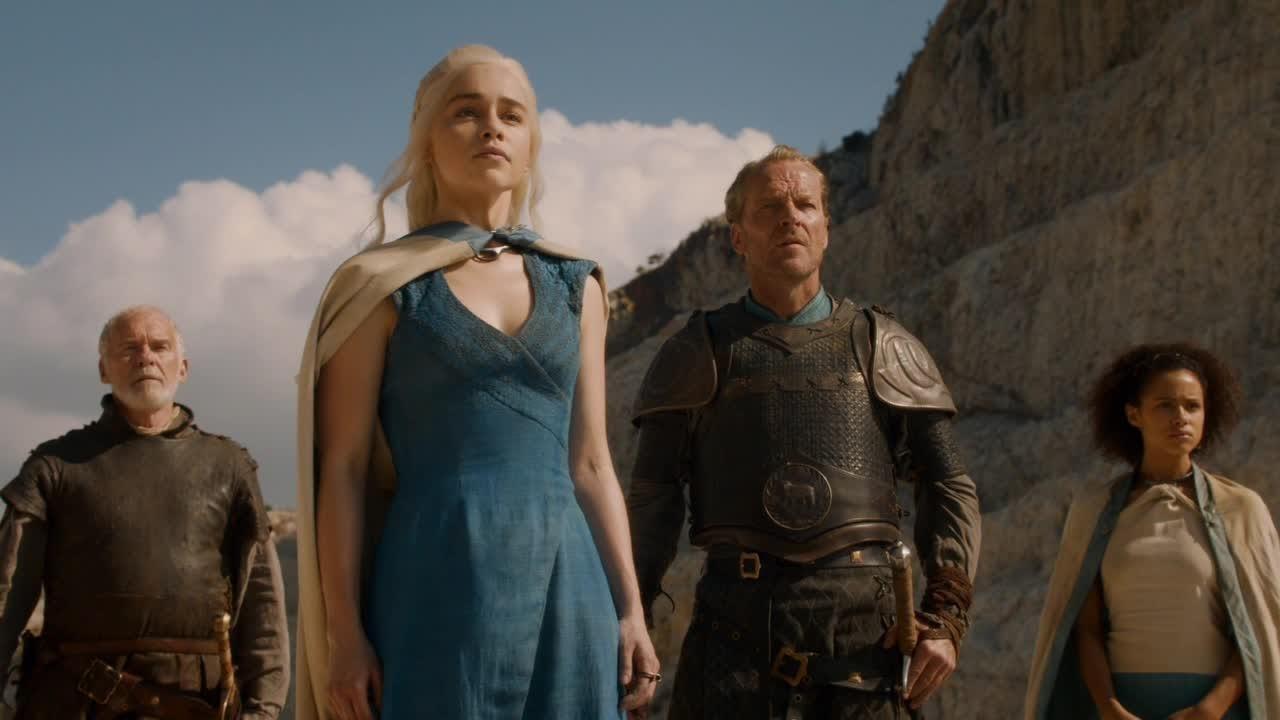Game of Thrones season 4 screencap