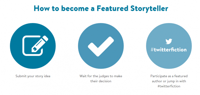how to become a featured storyteller
