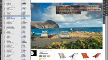 Creating interactive elements in ebooks in InDesign CC