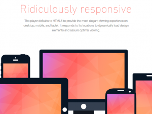 Vimeo uses html5 to go multi-screen