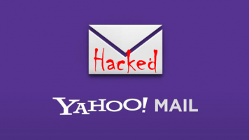 yahoo email hacked