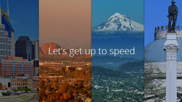Google Fiber speed