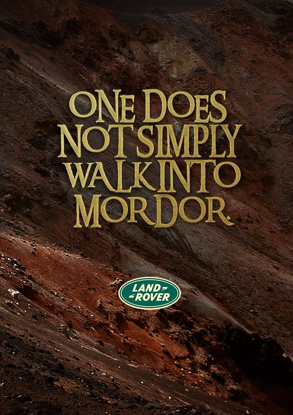 land rover Moridor