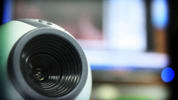 webcam image by david burillo