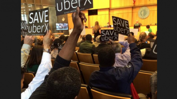 Saving UberX