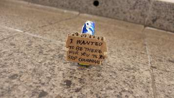 little lost project cough drops