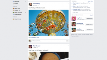 Facebook simplified News Feed redesign