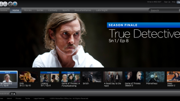 screenshot of true detective on hbo go