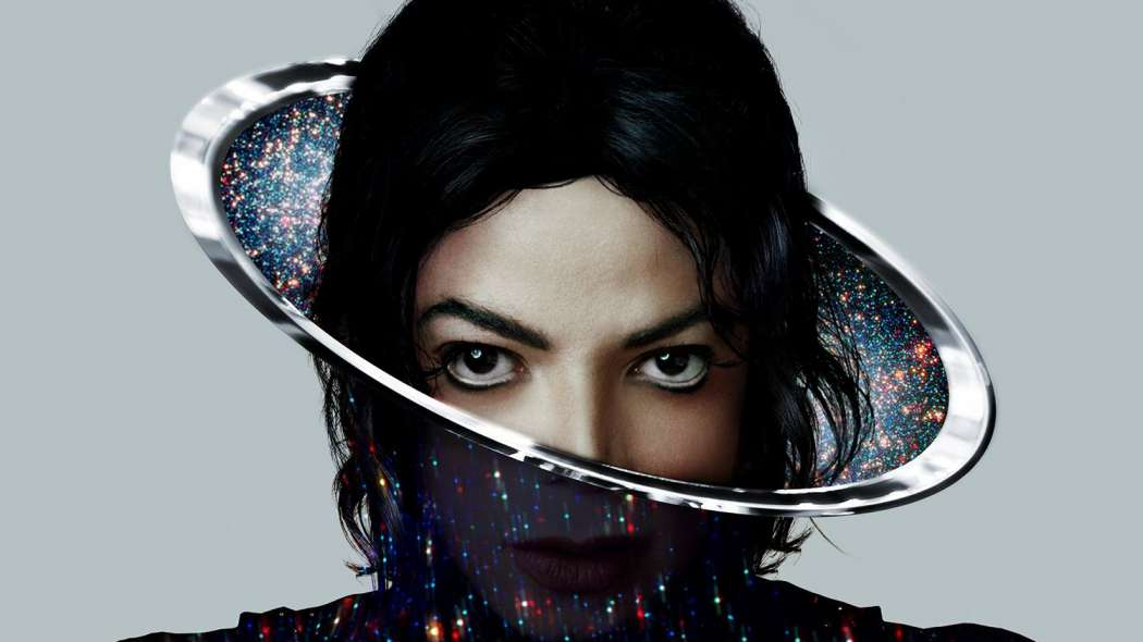 Cover of the new Michael Jackson album Xscape