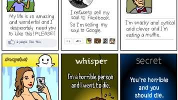 social network sum-ups