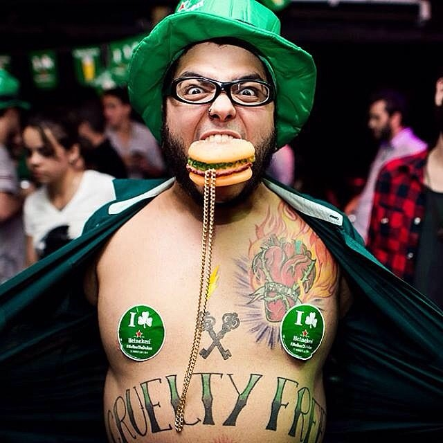 St. Patrick's Day by Sal Oliveira