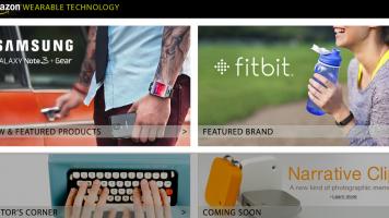 amazon.com wearable technology store