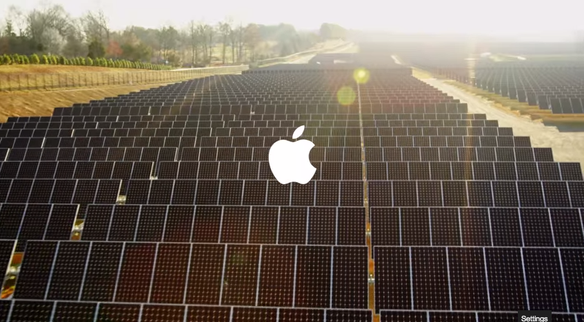 apple better green practices