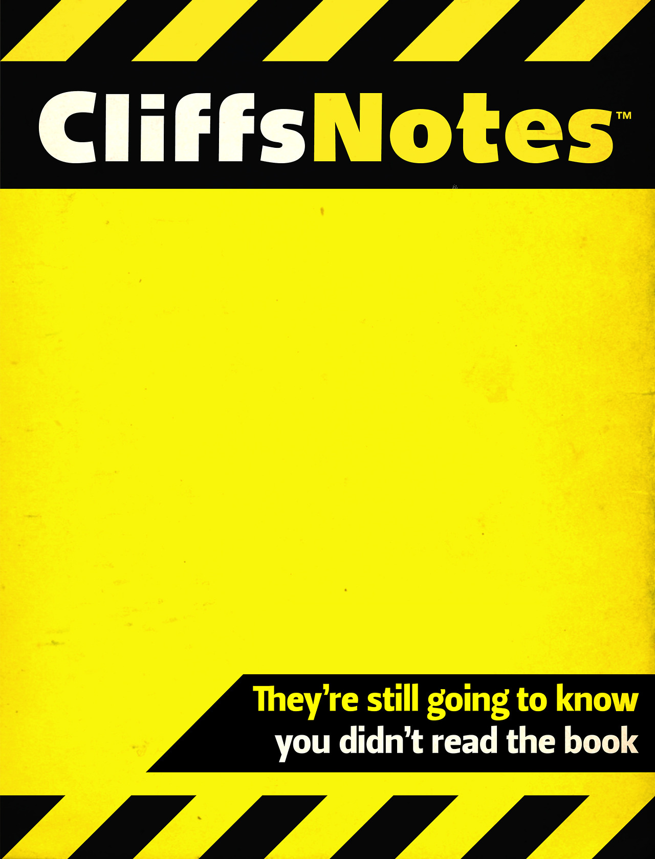 Just in case here are the cliffs notes