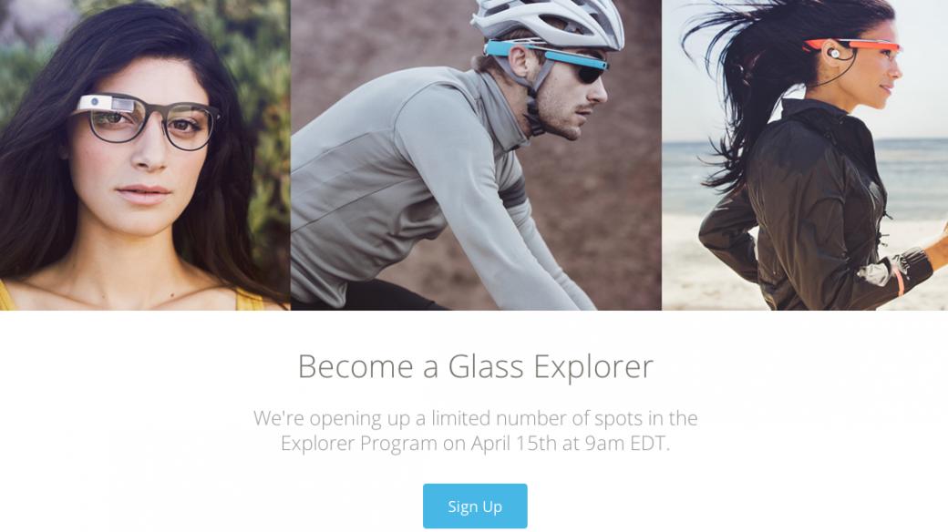 google glass become an explorer