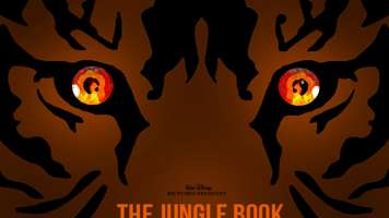 minimalist film poster jungle book