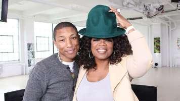 Pharrell Williams interviewed by Oprah Winfrey