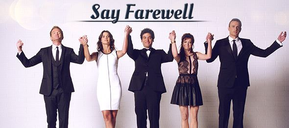 say farewell HIMYM series finale